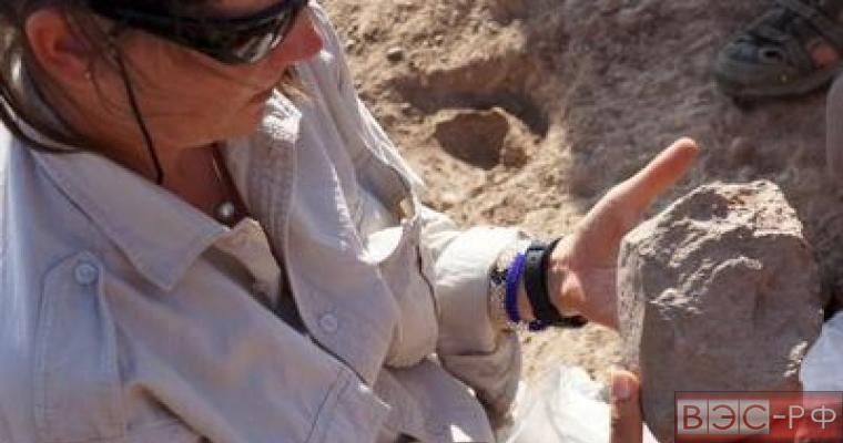 В Кении найдены самые древние  каменные орудия труда