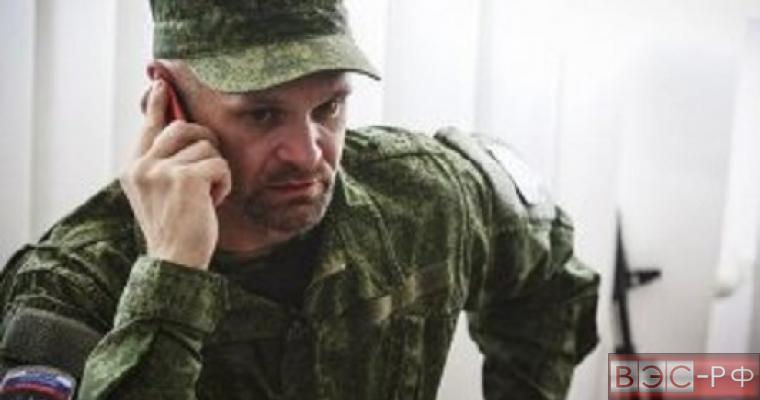 Мозговой убит 23 мая в ЛНР