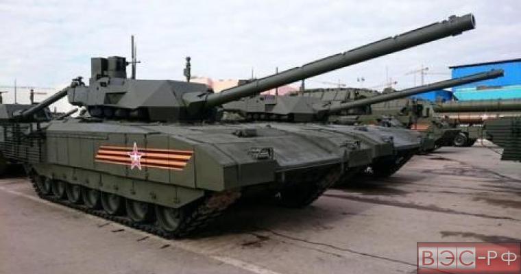 Российские танки опережают западные на 15-20 лет