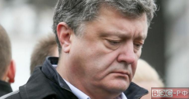 катастрофические итоги работы Петра Порошенко