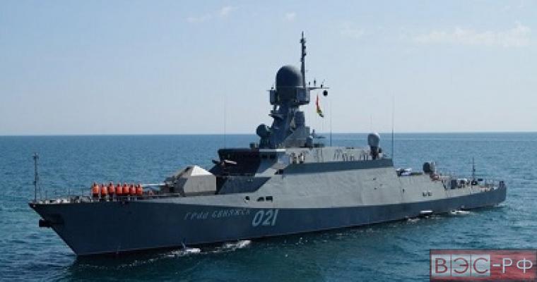 Корабль Буян-М