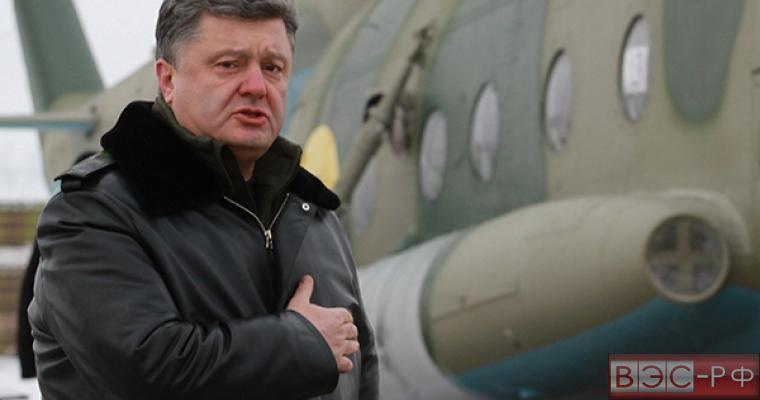 За год президентства Порошенко увеличил состояние в семь раз