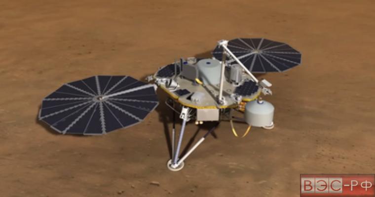 """NASA тестирует новый марсоход """"Инсайт"""""""