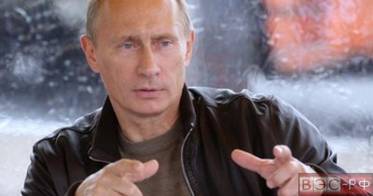 Владимир Путин пойдёт на выборы в 2018 году