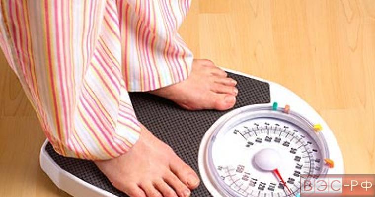 Ожирение детей становится проблемой