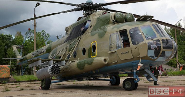"""Экипажи вертолетов """"Терминатор"""" провели учения в ЦВО"""