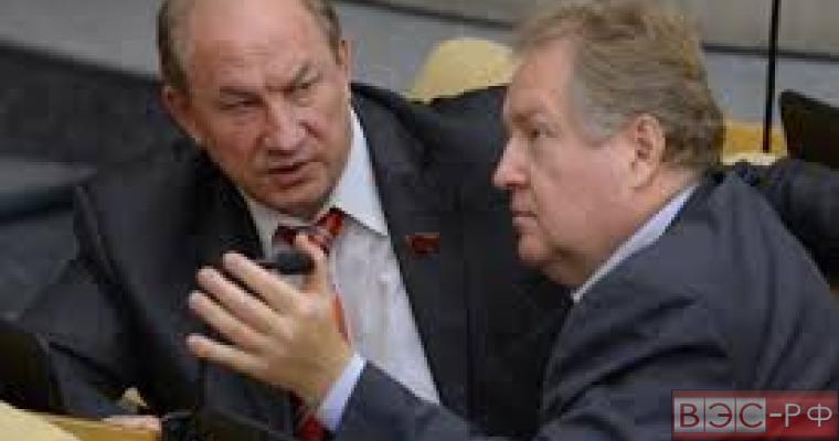 Валерий Рашкин и Сергей Обухов