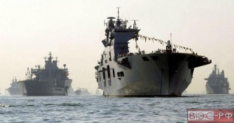 НАТО проводит военные учения