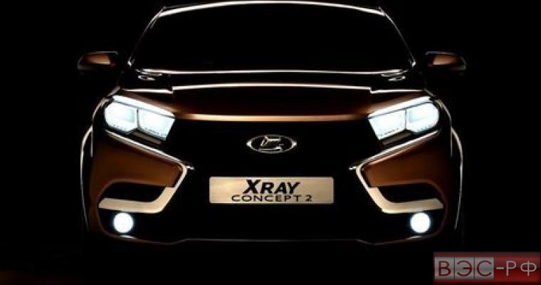 Lada Xray раскрывает секреты