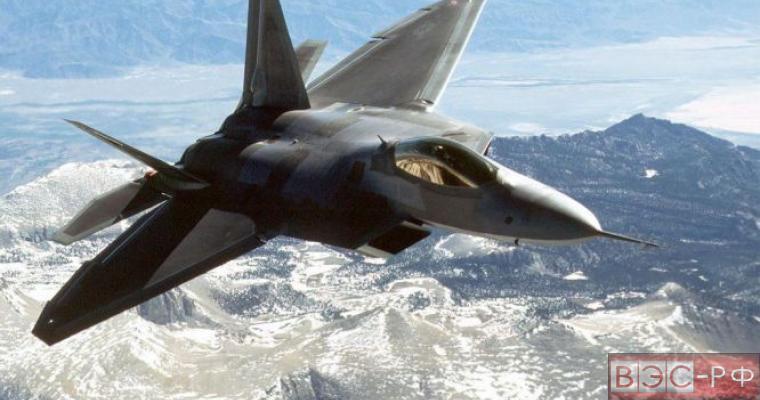 К американским танкам в Европе добавятся истребители F-22 Raptor