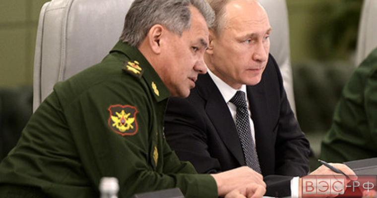 Путин сообщил о появлении новых ракет в российской армии