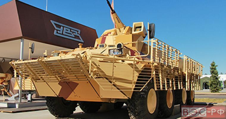 Модернизированный БТР-80