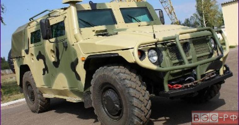 Французы сделают колеса для российских броневиков