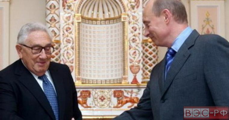 Киссинджер высказал мнение о политике США в отношении Украины и России