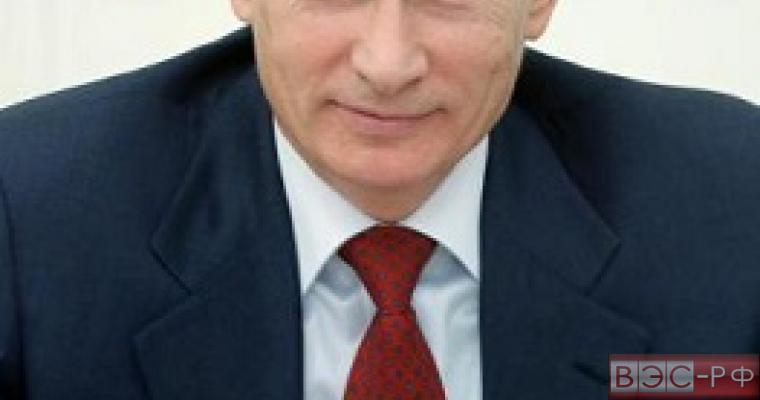 Рейтинг Путина побил очередной рекорд