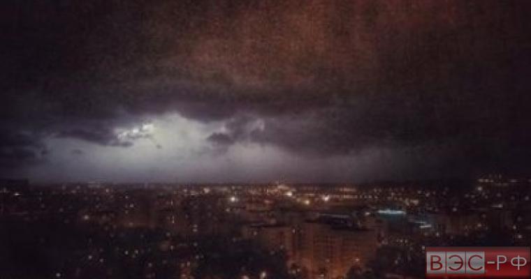 Ураган в Белгороде