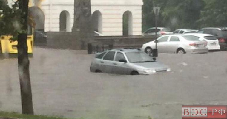 МЧС предупредило население о возможном затоплении нескольких регионов