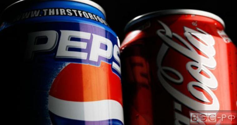 В России нет места для Pepsi и Coca-Cola