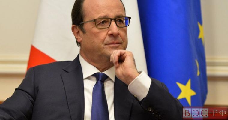 Олланд сообщил об обещании властей США не прослушивать его телефонные переговоры