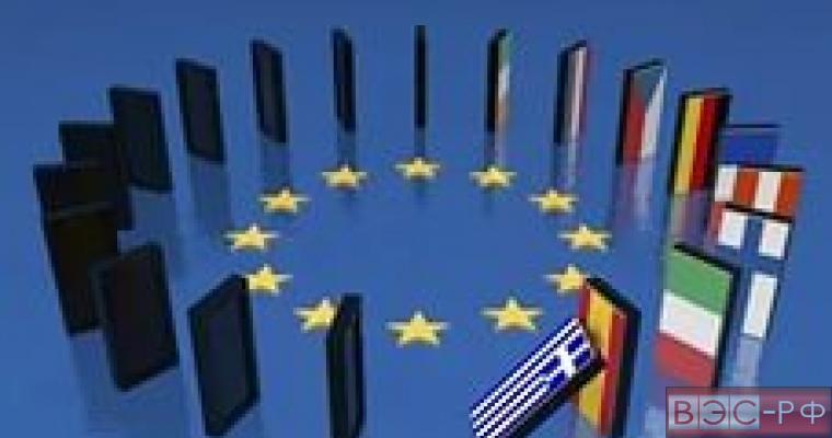 Греция возможно покинет еврозону