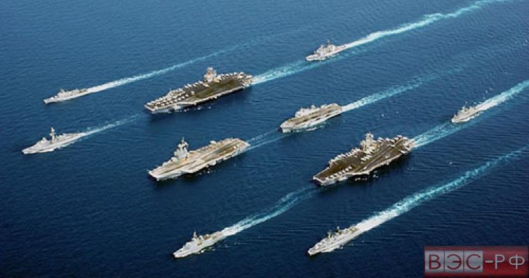 США и Китай на грани третьей мировой или противостояние в Тихом океане