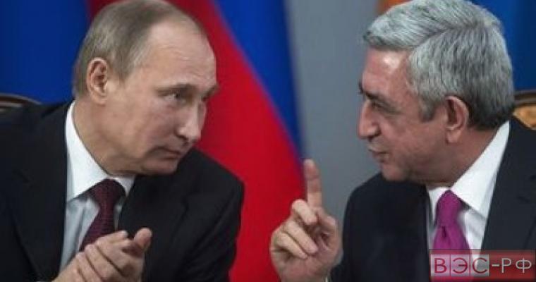 Армения вступит в Таможенный союз
