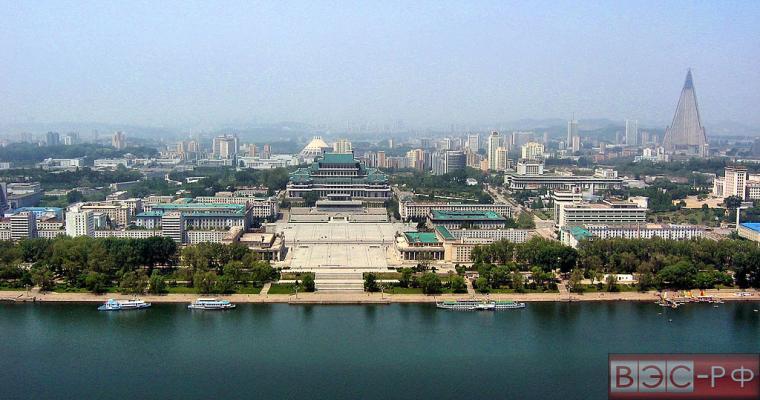 Северная Корея, Пхеньян