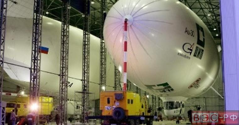 В России начали разработку дирижаблей для противоракетной обороны