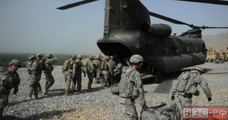 ВВС США нанесли авиаудар по афганскому блокпосту, погибли 14 военных