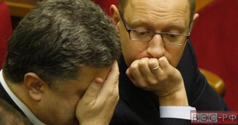 Президент и премьер Украины спешно покинули Киев, подальше от ВЕЧЕ