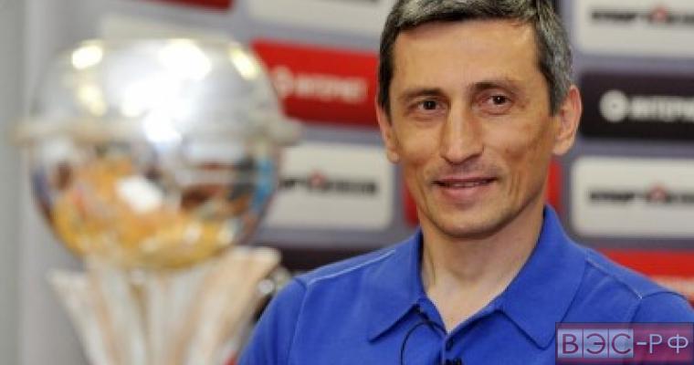 Дмитрию Хомуге присвоили звание заслуженного тренера