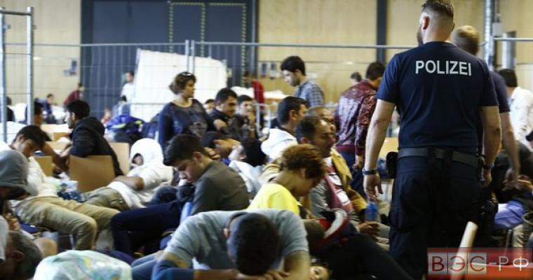 Беженцы в Германи