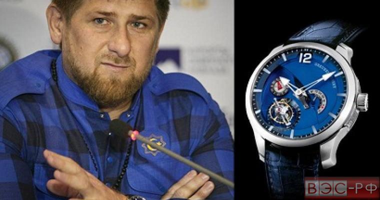 за сколько покупают часы политики в России