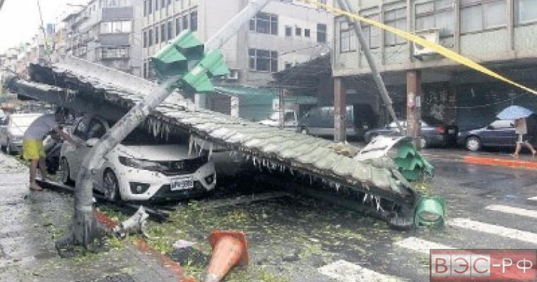 Тайфун Soudelor
