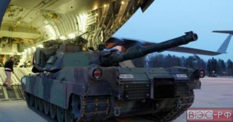 США отправили в Болгарию артиллерию и танки для «сдерживания РФ»