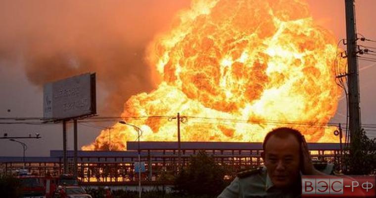 США бомбили китайский Тяньцзинь оружием из космоса – Daily Mail
