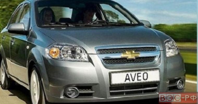 фотошпионы сделали снимки нового Chevrolet Aveo российской версии