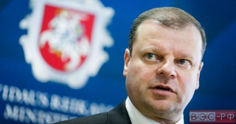 Глава МВД Литвы: на границе ведется настоящая война