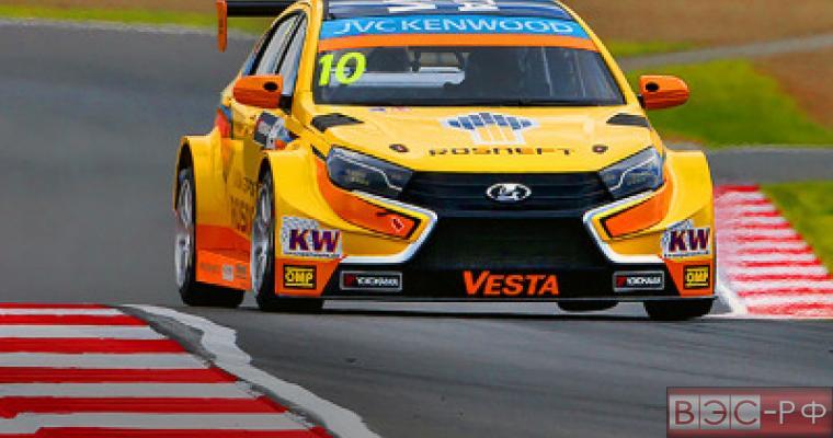 Lada Vesta откроет очередной Кубок Ladф по ралли
