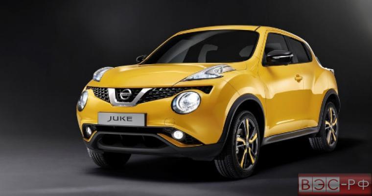 Второе поколение Nissan Juke готовят к производству
