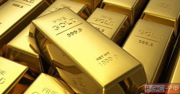Федеральный резервный банк Нью-Йорка стремительно теряет запасы золота