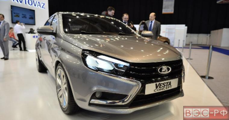 Продажа авто: названы города, которые получат первыми Ладу Весту