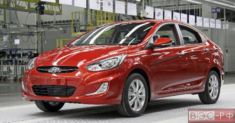 Продажа авто обновленного Solaris скоро начнется в России