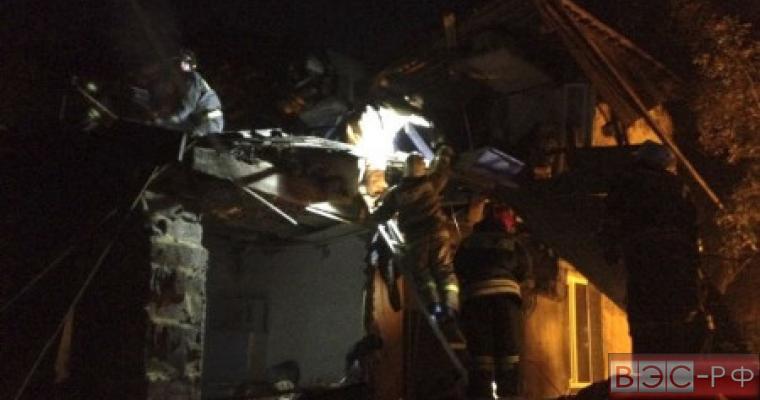 Обрушение жилого дома в Омске 22 сентября