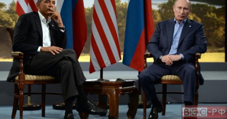 Кремль: Белый дом исказил правду про встречу Путина и Обамы