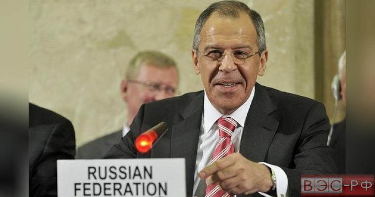Лавров рассказал о разногласия РФ и США относительно сирийского кризиса