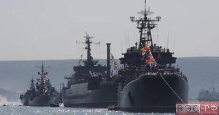 """ВМФ России оснастят """"ослепляющим"""" оружием"""