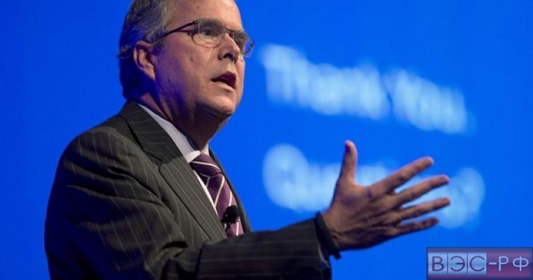 Джеб Буш призвал применить к Путину силу