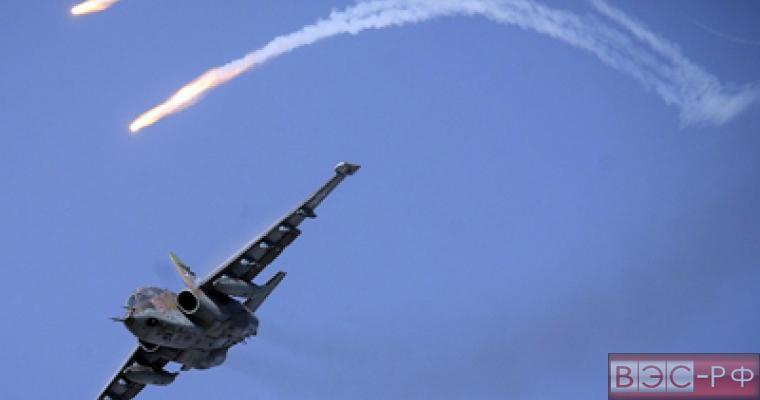 ВКС РФ уничтожили командный пункт ИГИЛ