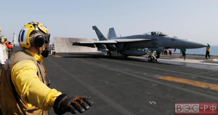 Пентагон гордится уничтожением «мотоцикла» боевиков в Сирии